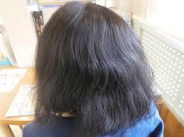 くせ毛でガシガシ髪が変わった方法 下関市 美容院 電子トリートメント