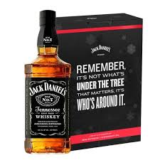 jack daniel s whiskey holiday gift set