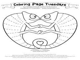 Chameleon Coloring Pages Chameleon Coloring Page Free Printable