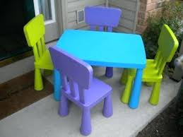 toddler table and chairs ikea kids chair set little