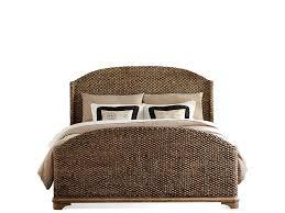 Seagrass Bedroom Furniture Riverside Bedroom Full Queen Woven Headboard 14270 Bennington