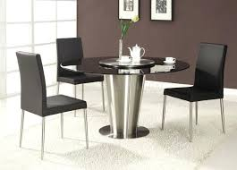 round dining table set with leaf extension minimalist dining room style round dining room table sets