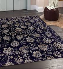 fl pattern polypropylene 5 x 2 5 feet machine woven carpet by obsessions fl synthetic carpets carpets carpets furnishing