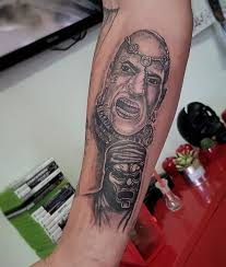Xerxes Grandepaoloink Tattoo Xerxestattoo Xerxes 300 300ta