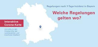 Angesichts der fortschritte beim impfen werde es definitiv keinen lockdown. Aktuelle Entwicklungen Welche Erleichterungen Gibt Es In Bayern Bayerisches Staatsministerium Des Innern Fur Sport Und Integration