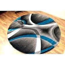 round contemporary rug blue round area rugs rugs turquoise round contemporary area rug blue contemporary area round contemporary rug