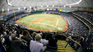 Tropicana Field Seating Chart Pictures Directions And