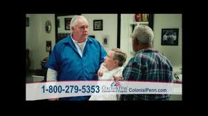 colonial penn whole life insurance tv commercial barber featuring alex trebek ispot tv