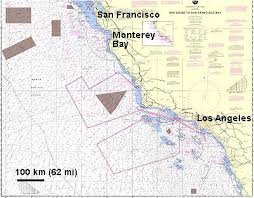 California Nautical Charts Dangerous Unknowns Mbari Researcher Points Out Lack Of