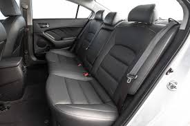 2017 kia forte ex rear interior seats