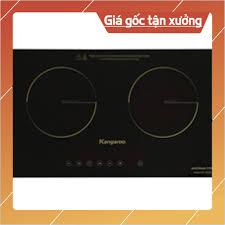 Bếp đôi điện từ hồng ngoại Kangaroo KG499N