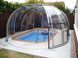 Pool Above Ground Pool Enclosure Above Ground Winter Pool Cover