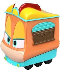 <b>Silverlit</b> Robot Trains <b>Паровозик</b> Джейни в блистере купить в ...