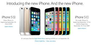 iPhone 5S & 5C Live Apple Store With Unlocked Prices