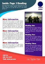 One Page Newsletter Templates Single Page Newsletter Template Keep Your Stomach Raising The Top