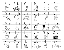 Alphabet Chart Black And White Ltl Black And White Abc Chart To Download Abc Chart
