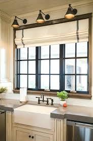 kitchen sink window kitchen curtains for big windows beautiful best kitchen sink window ideas on no