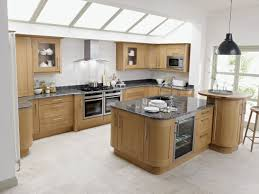 Granite Kitchen Islands With Breakfast Bar Kitchen Remodel Magnificent Kitchen Design With Wooden And Granite
