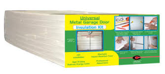 one kit fits standard garage doors up to 9 foot wide you will need to purchase 2 kits to insulate a double car garage door kits e with installation