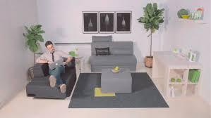 innovative space saving furniture. NYFU: An Innovative, Space-Saving Furniture Collection Innovative Space Saving D