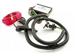 trailer hitch wiring harness 4 pin with converter the official trailer wiring harness installation at Hitch Wiring Harness