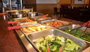 oriental buffet image