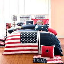american flag bedding comforter cotton fabric and set union jack twin queen king size