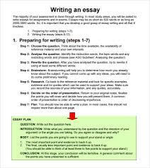 sample writing template documents in pdf writing essay template