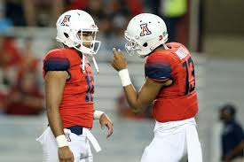 Arizona Football Depth Chart Arizona Football Depth Chart Will Wildcats Use Two