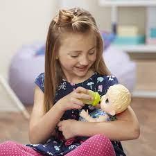 Búp bê sơ sinh Hasbro Baby Alive Tóc Nhựa tại Đồng Nai