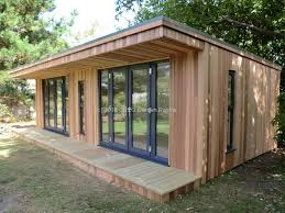 timber garden office. Timber Cladding The Perfect Natural Choice! Garden Office R