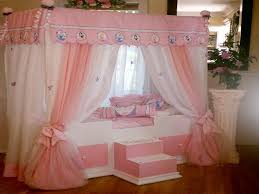 Best Full Size Princess Canopy Bed 62 With Additional Home Remodel ...
