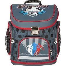 Купить <b>Ранец №1 School Football</b> 3 карм., пласт. Дно, 697712 ...