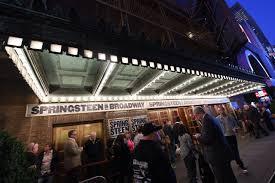 Springsteen Tickets Rock Broadway Wsj