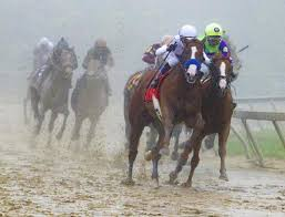 Despite Wet Weather And Short Fields Preakness Stakes