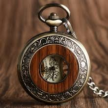 Buy <b>pocket</b> watch <b>wooden</b> and get free shipping on AliExpress.com