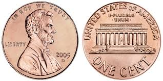 Lincoln Memorial Penny Values Chart Lincoln Memorial Cent Price Charts Coin Values
