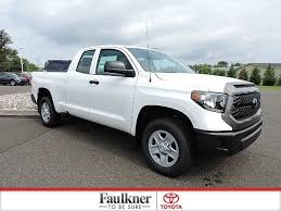 2018 toyota double cab. plain cab 2018 toyota tundra sr double cab 65u0027 bed 46l  dealer serving  trevose pa u2013 new and used dealership langhorne levittown huntingdon  throughout toyota double cab