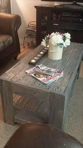 DIY Modern Pallet Coffee Table  Repurposed Pallet Projects Pallet Coffee Table Pinterest