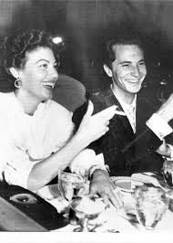 """Ava Gardner - """"Luis Miguel Dominguín and I stayed in a small hotel in Madrid after I finished filming Contessa...I don't think we even discussed marriage; it never even came up. What"""