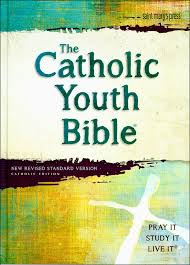 Nrsv teen study bible