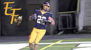 Earls Determined to Step Up for East Fairmont Football