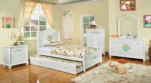 CM Isabella I Kids Bedroom In White WOptions - Isabella bedroom furniture