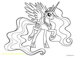 My Little Pony Printable Coloring Pages Page Online Princess