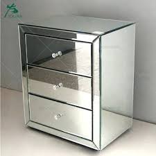 Mirrored bedside furniture Designer Mirrored Unafestainfo Mirrored Night Table Mirrored Bedside Table Buy Mirrored Bedside