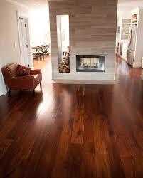reclaimed black walnut flooring