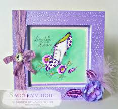 Cg1 Design Cherry Green Lets Dance Box Book Card Designed By Laine