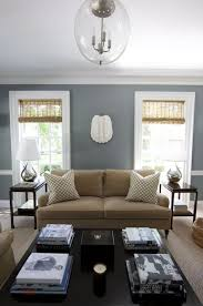 morrison fairfax interiors lovely blue and brown living room with steel blue walls paint color with glossy white  on living room furniture ideas with gray walls with grey and tan living room inspiration for the home dream home