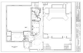 How To Draw Floor Plans Architectural Floor Plan Home Design There Clipgoo Architecture