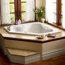 corner bathtub acrylic double hydromassage primo 6060